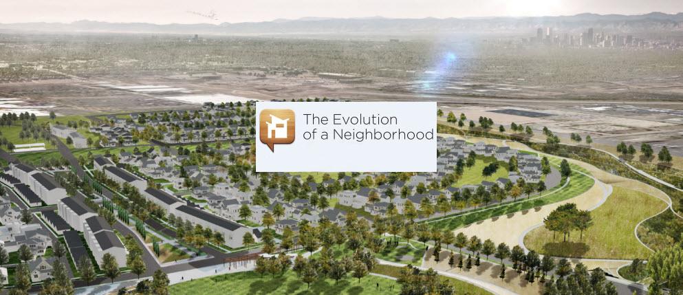 The Urban Plan Evolution of a Neighborhood