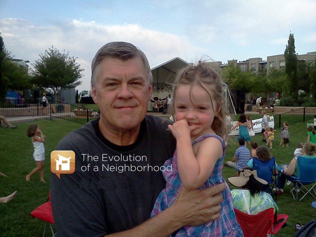 Fisrt Impressions Evolution of a Neighborhood