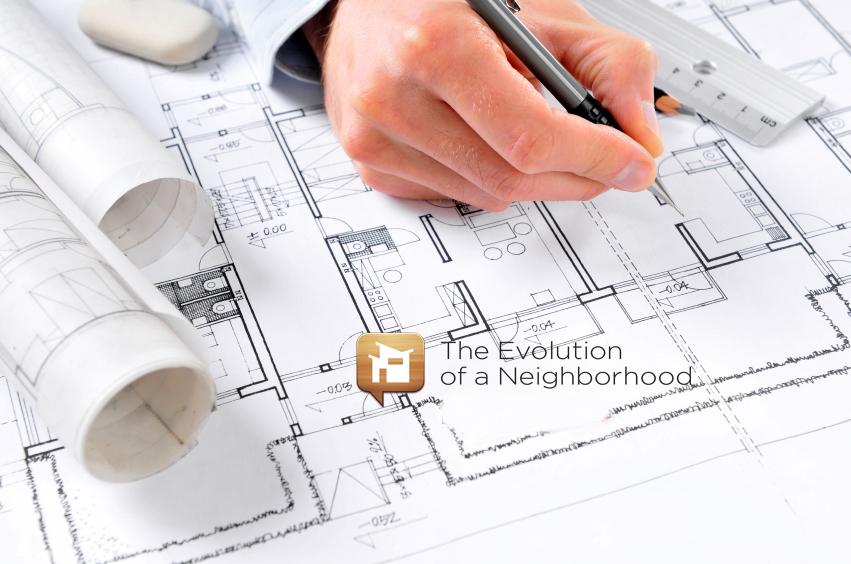 Architecting a Neighborhood Evolution of a Neighborhood