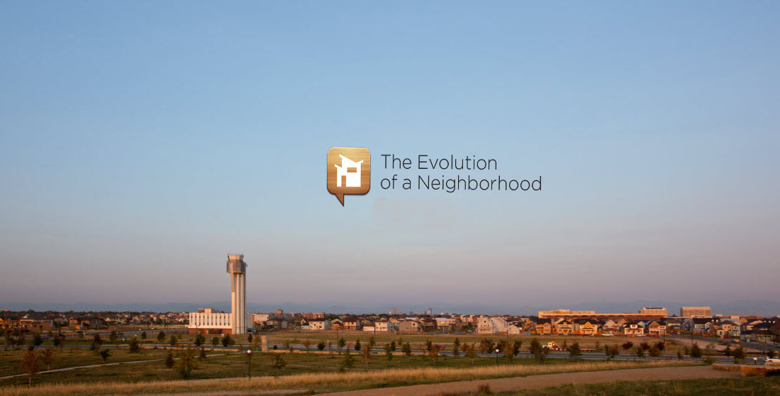 Place for Everyone Evolution of a Neighborhood