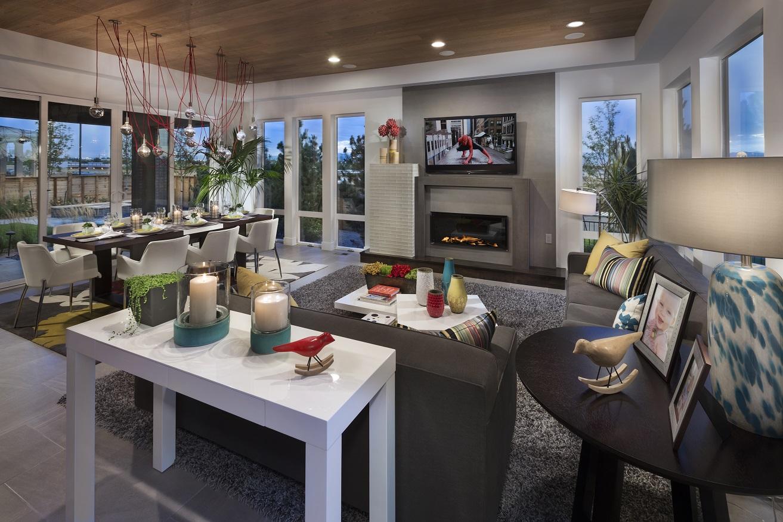 Model home furniture sales denver