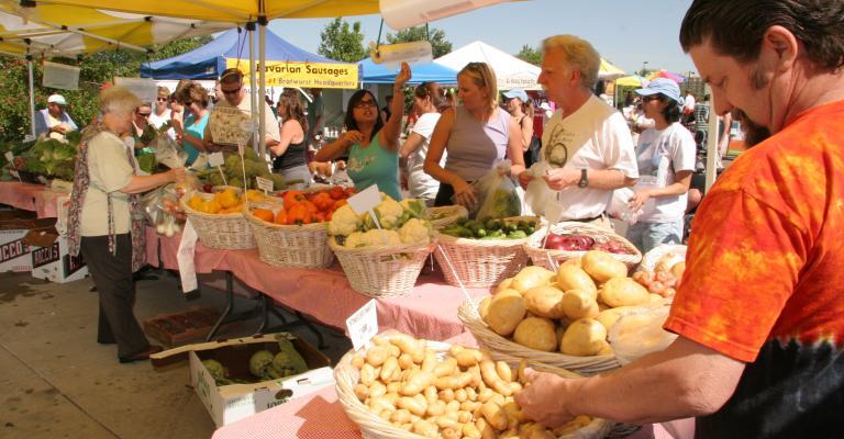 Farmers Market 0