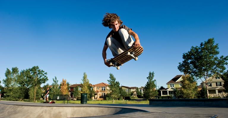 Greenway Skate Park 1