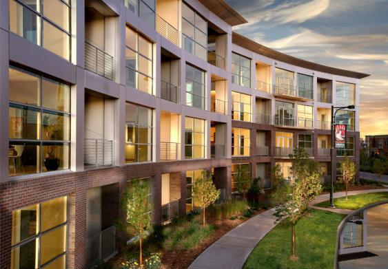 Moda Lofts rental apartments in Denver