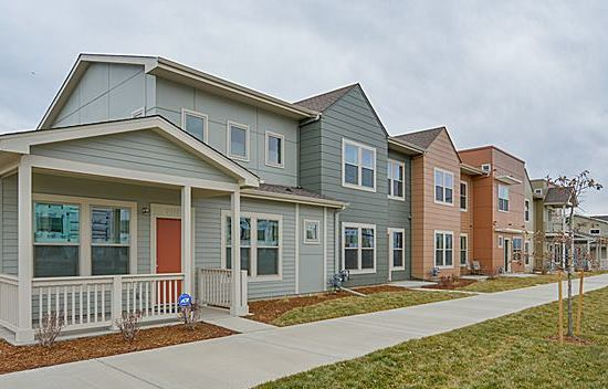 Northeast Denver Housing Affordable Income Qualified Homes