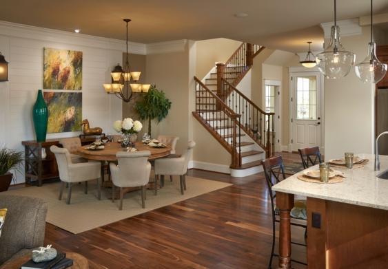 Shenandoah Collection of new homes in Denver