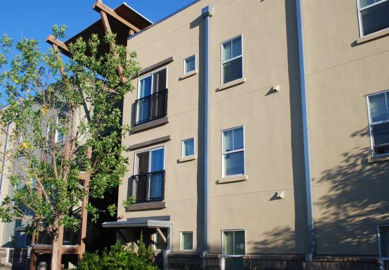 Parkside Apartments affordable rentals in Stapleton
