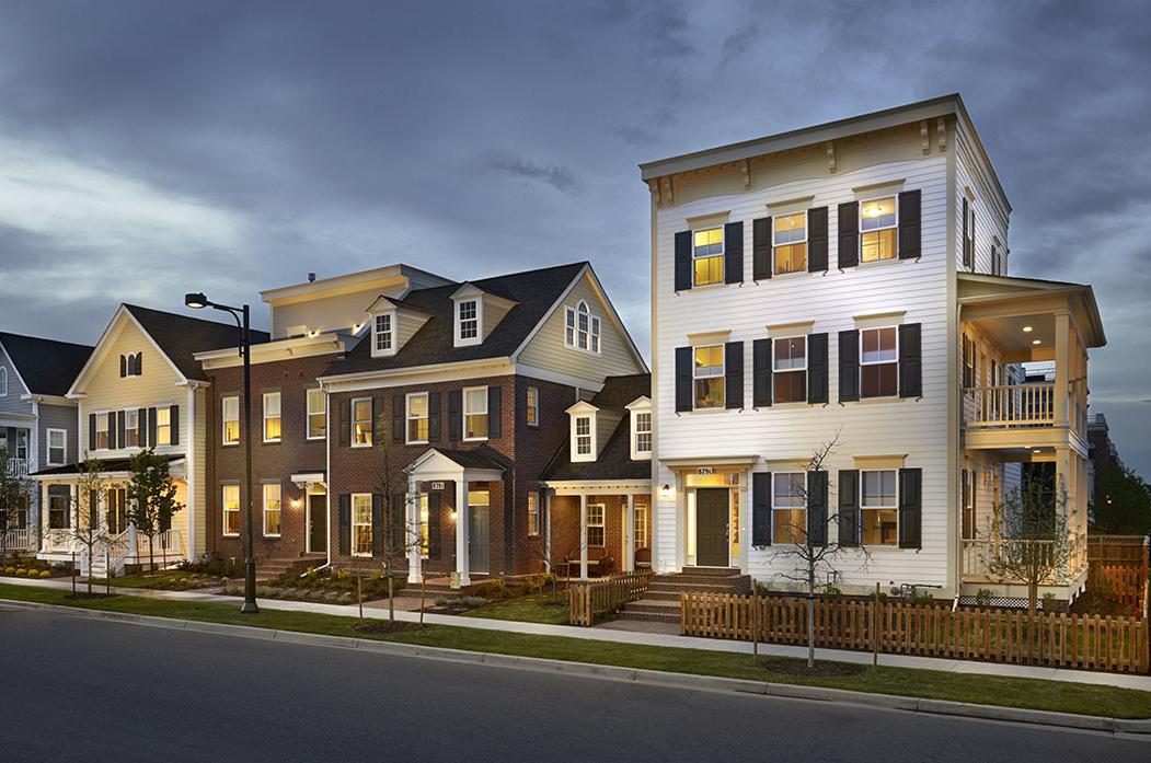 Parkwood Homes in Denver community Stapleton