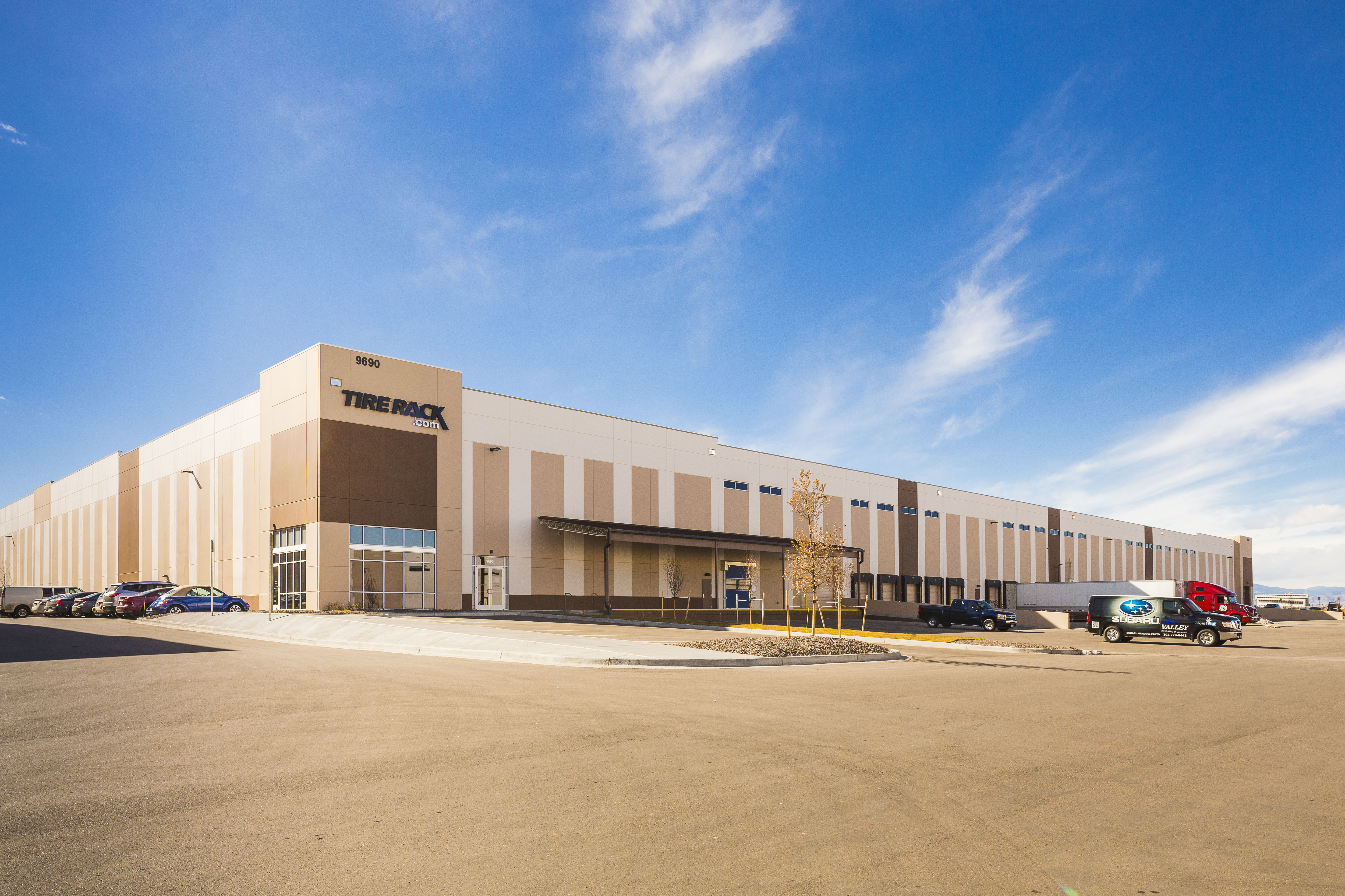 Priority Wire & Cable Brings Distribution Center to Stapleton\'s ...