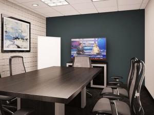 Regus Boardroom