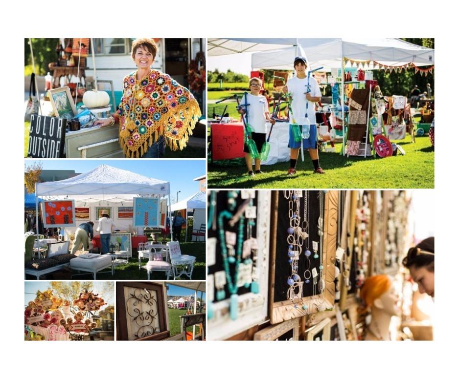Collage Sweet William Market