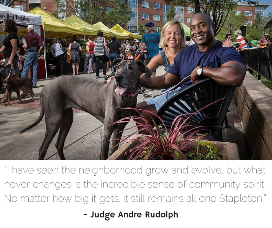 Judge Rudolph in Stapleton