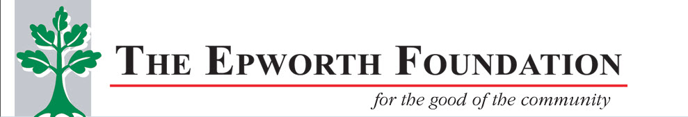 Epworth Foundation Thanksgiving baskets
