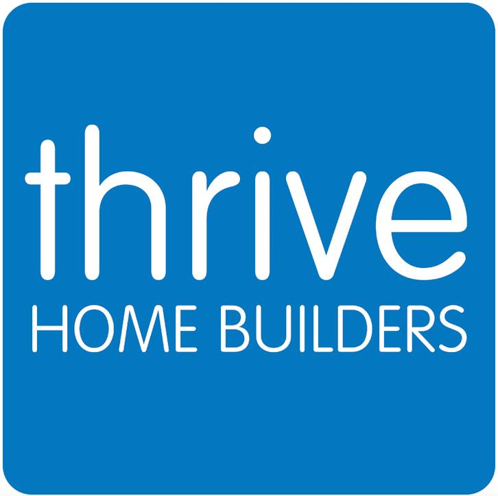 Grand Homes New Home Builder: Thrive Home Builders Wins Unprecedented Third Consecutive