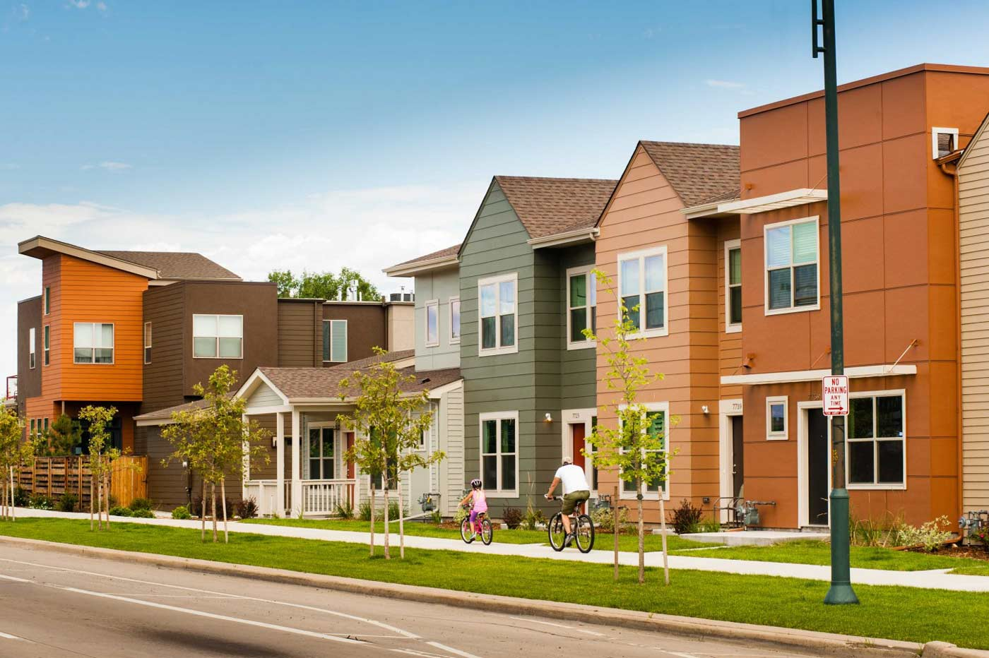 New homes for sale and affordable housing stapleton denver for Find builders in your area