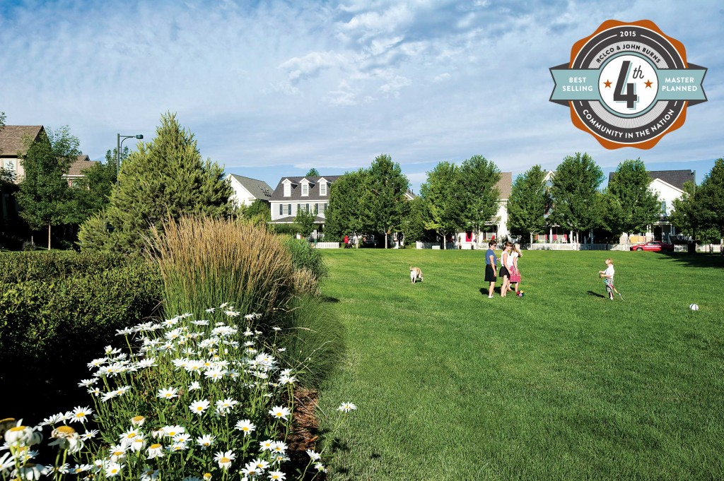 Stapleton 4th Best Selling Master Planned Community in Country