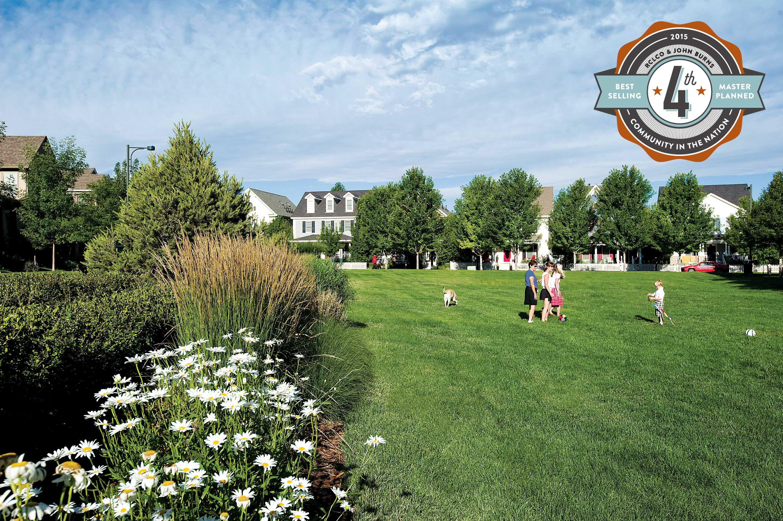 Stapleton Denver Named Number Four Best-Selling Master Planned Community In Nation