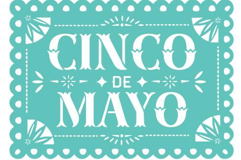Cinco de Mayo small logo