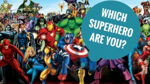 Which Superhero Are you- (1)