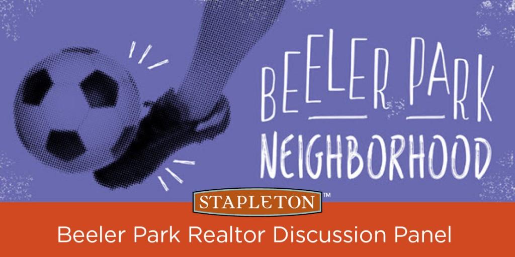Beeler Park Stapleton's 11th great neighborhood