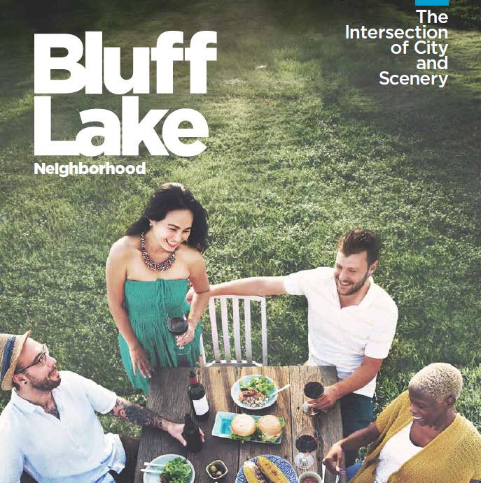Bluff Lake Realtor Event