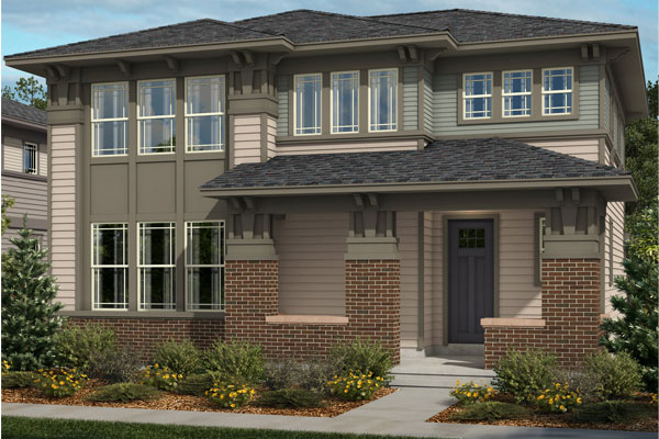KB Home Wildflower Collection New homes in Denver