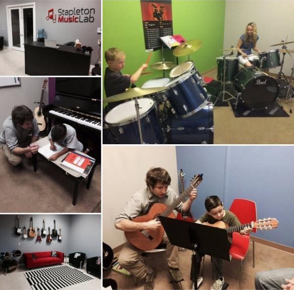 Stapleton Music Lab in Denver, CO