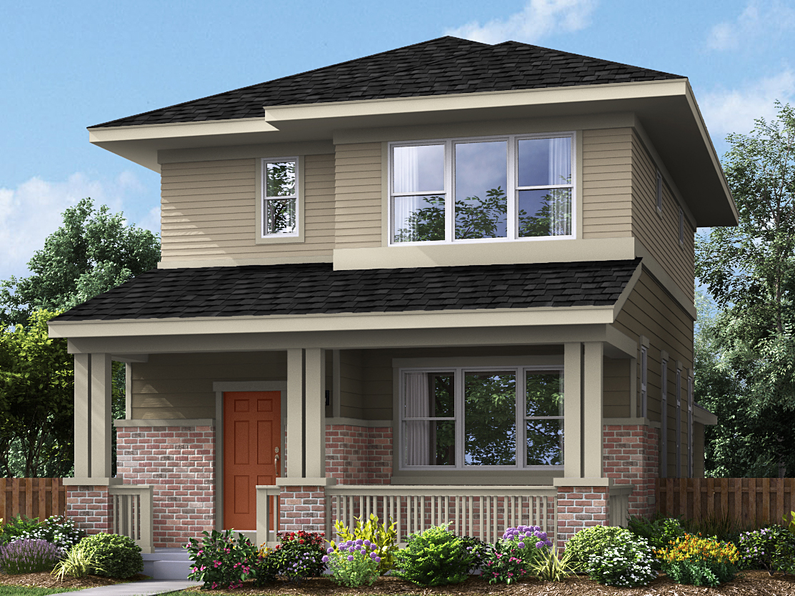 Solaris III New home collection in Denver