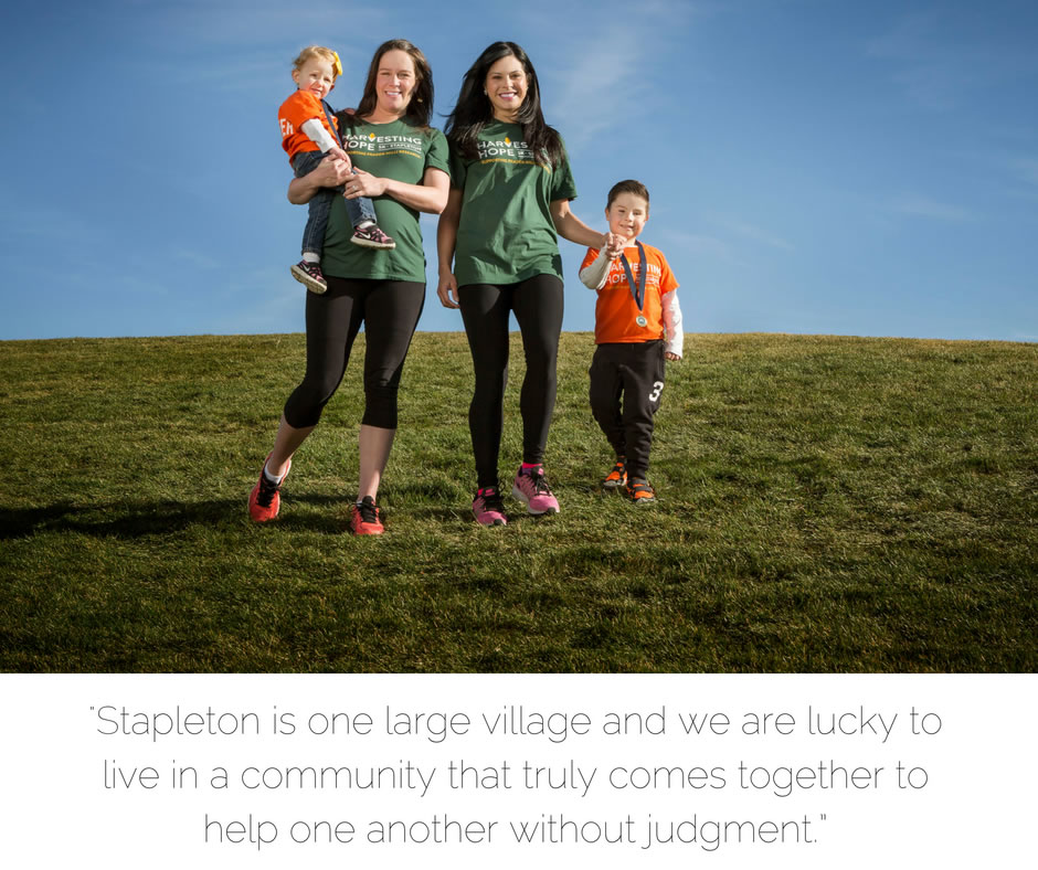 stapleton single parents The 4,700 acre neighborhood of stapleton is bounded by quebec street to the west,  single mothers with children in poverty source:us census bureau.