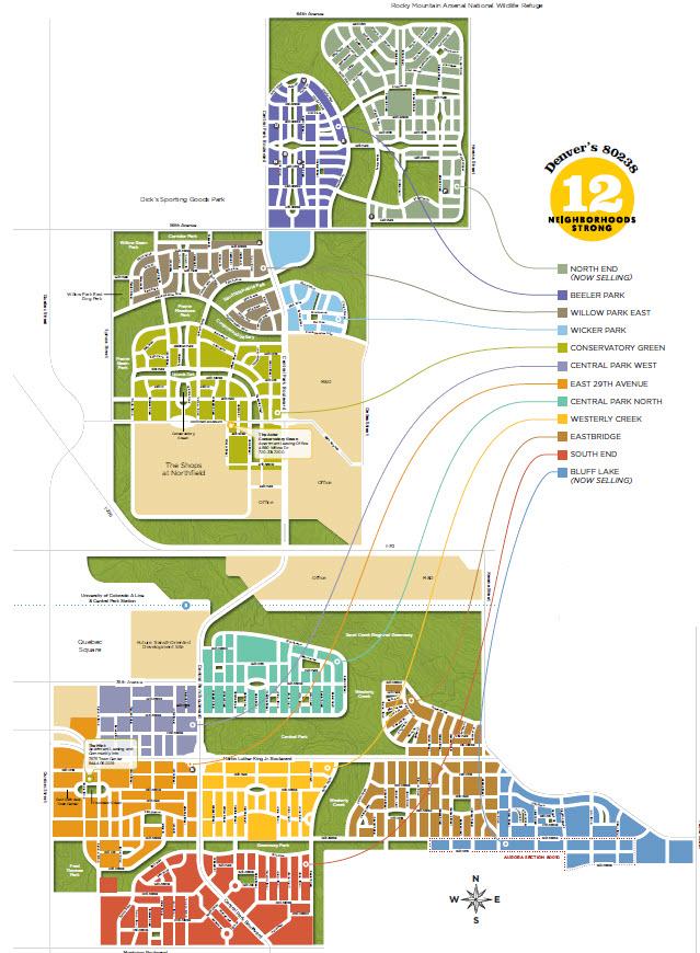 Neighborhood Map 12 15 16 Stapleton Denver