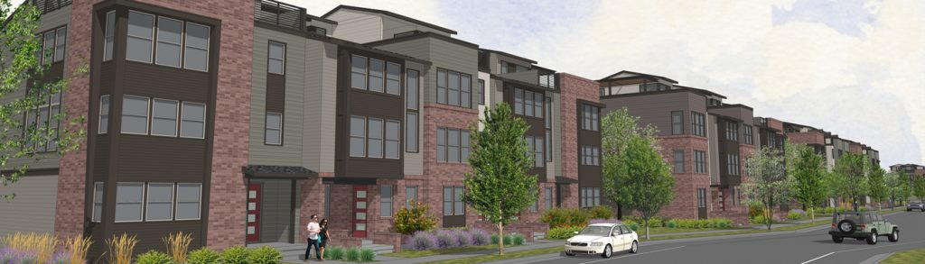 Wonderland Homes 47th Ave Townhomes