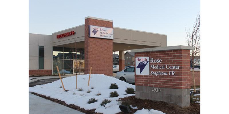 Rose Medical Center Stapleton ER