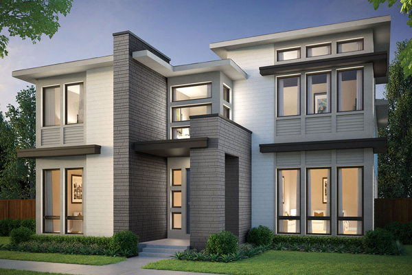Infinity Home Collection Vive new homes in Denver