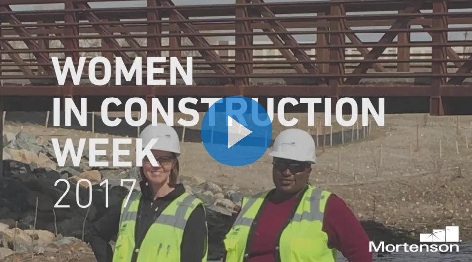 Mortenson Women in Construction Week