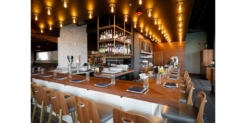 Concourse new restaurant in Eastbridge