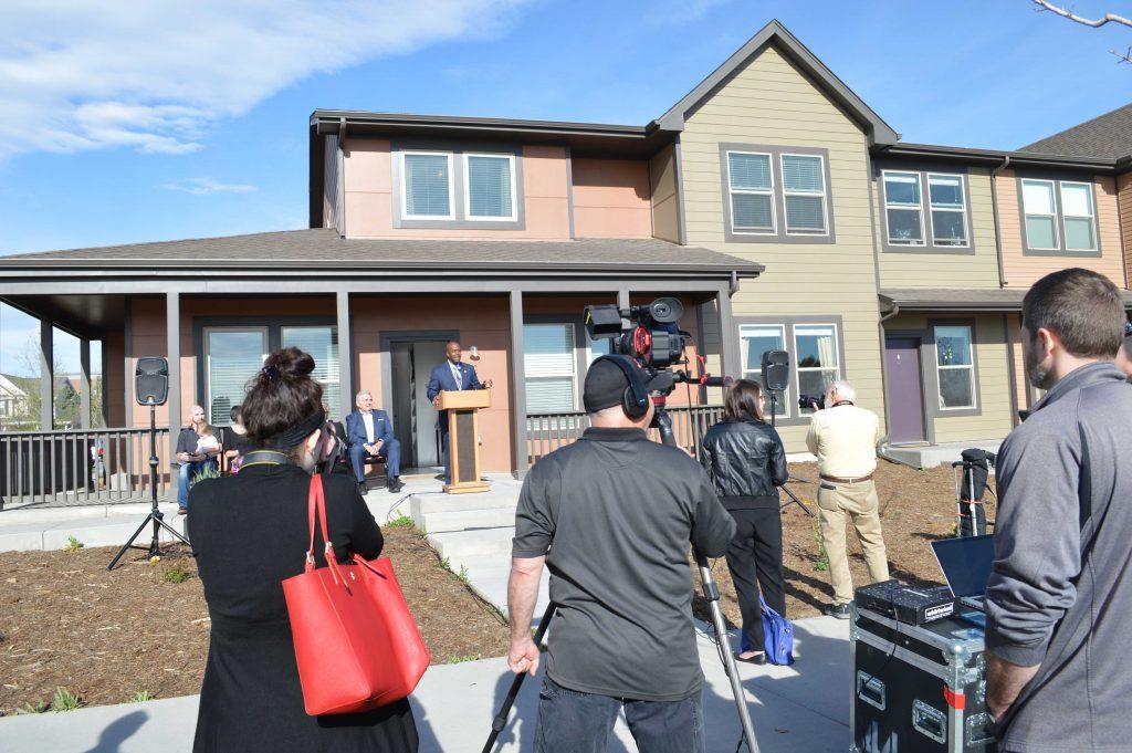 New Affordable Homes in Denver
