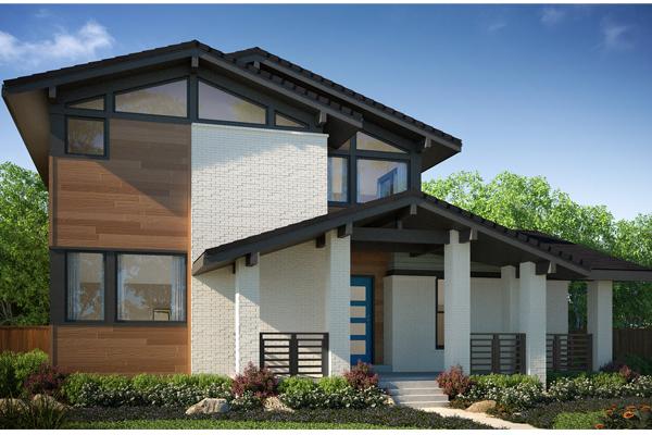 Beeler park neighborhood new homes for sale in denver for Thrive homes denver