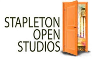 Logo of the Stapleton Open Studio Tour