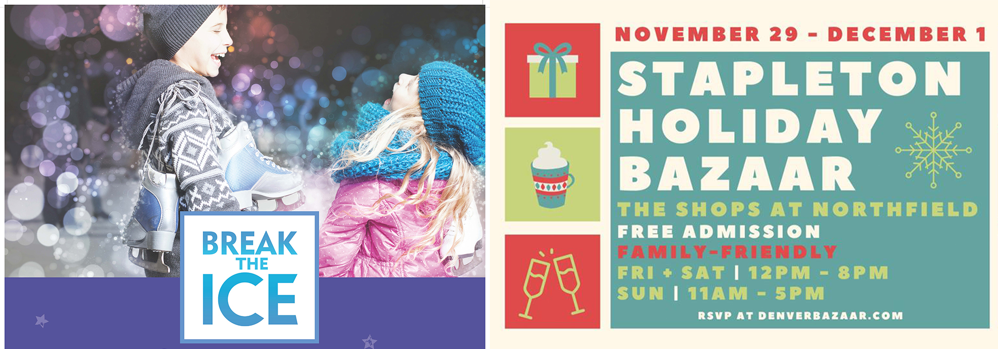Holiday Fun at Northfield 2019 Horizontal
