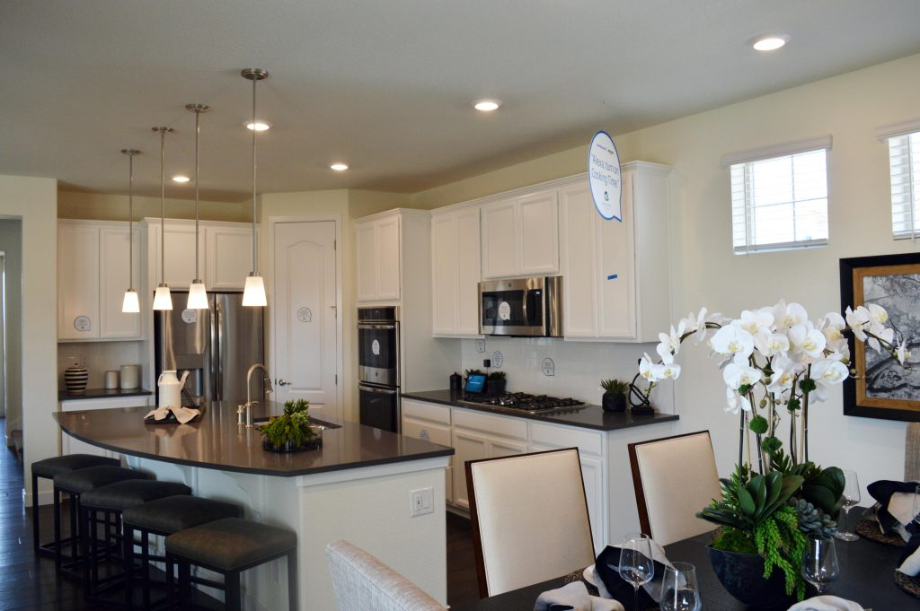 Lennar Next Gen Model Kitchen