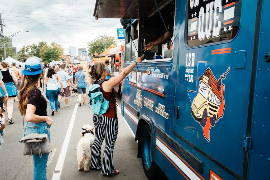 Food Truck Rally 4th