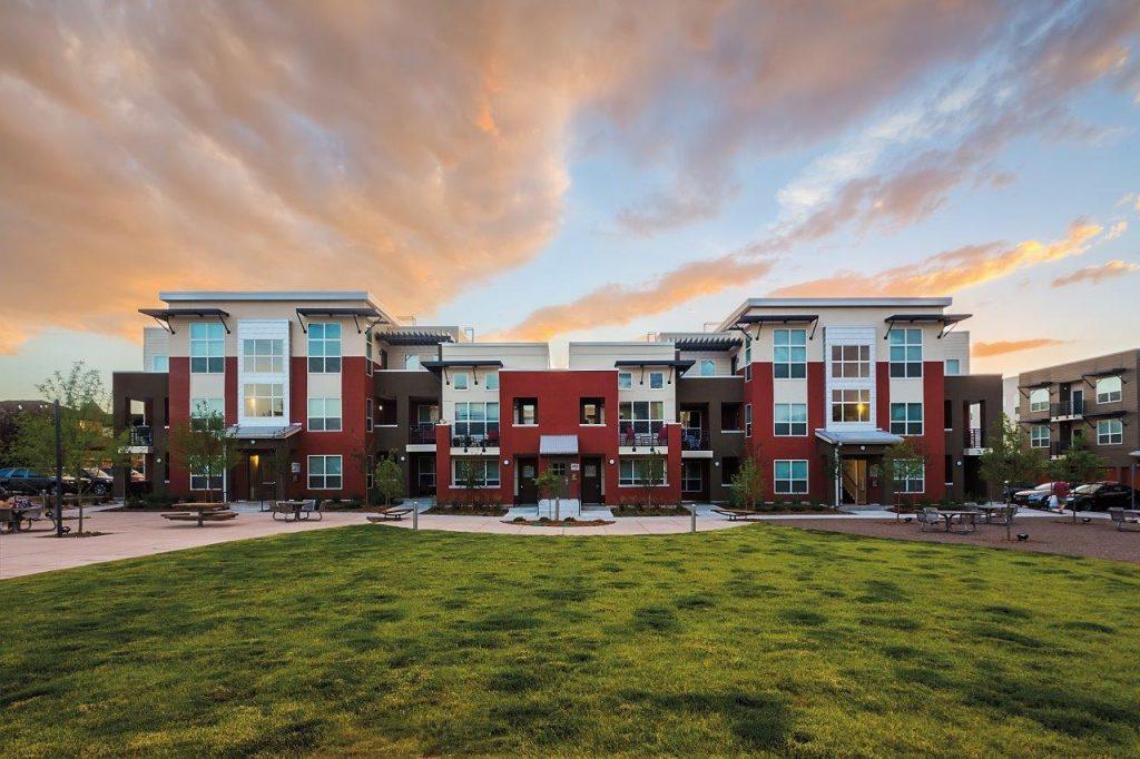Greenbelt Apartments Exteriors