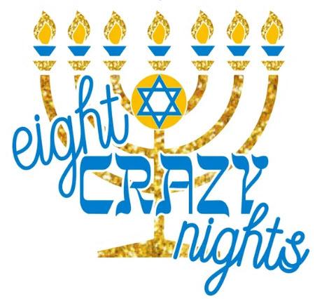 eight crazy nights new