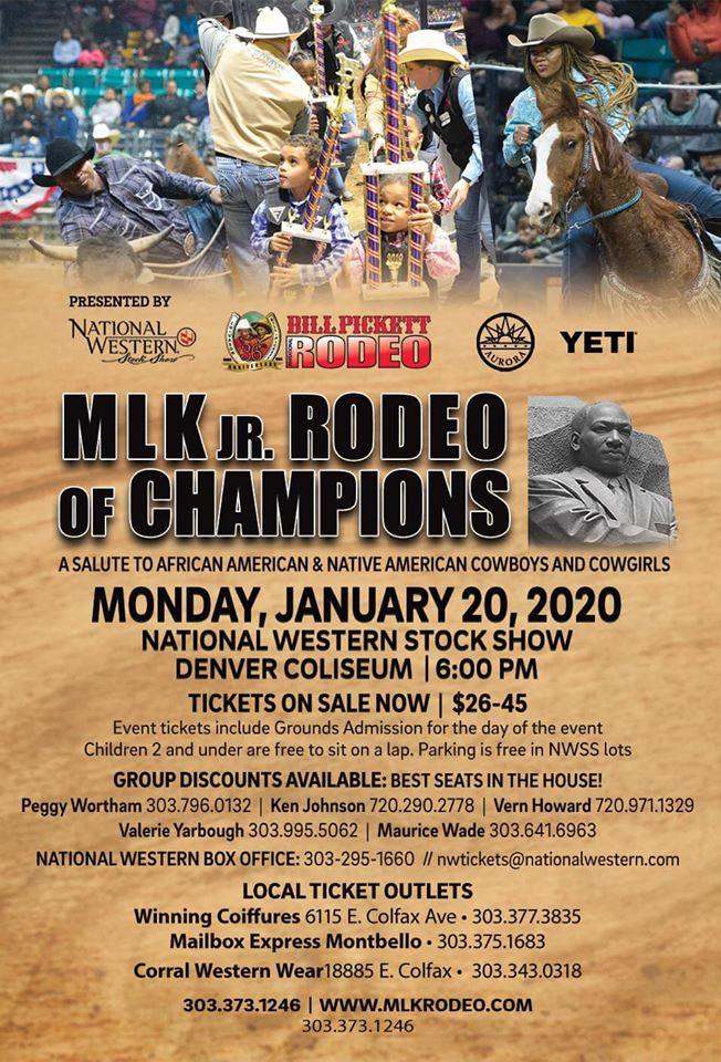 MLK Rodeo