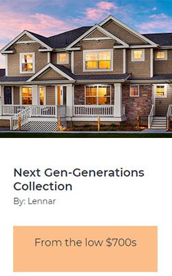 Lennar Next Gen Virtual Tour