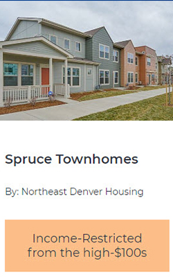 Spruce Townhomes Video Tour