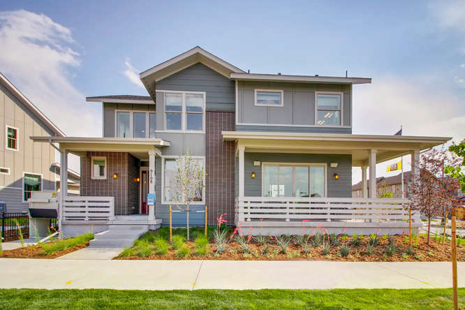 Thrive home builders zen 2 0 collection now selling for Thrive homes denver