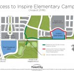 Access to Inspire Elementary Campus