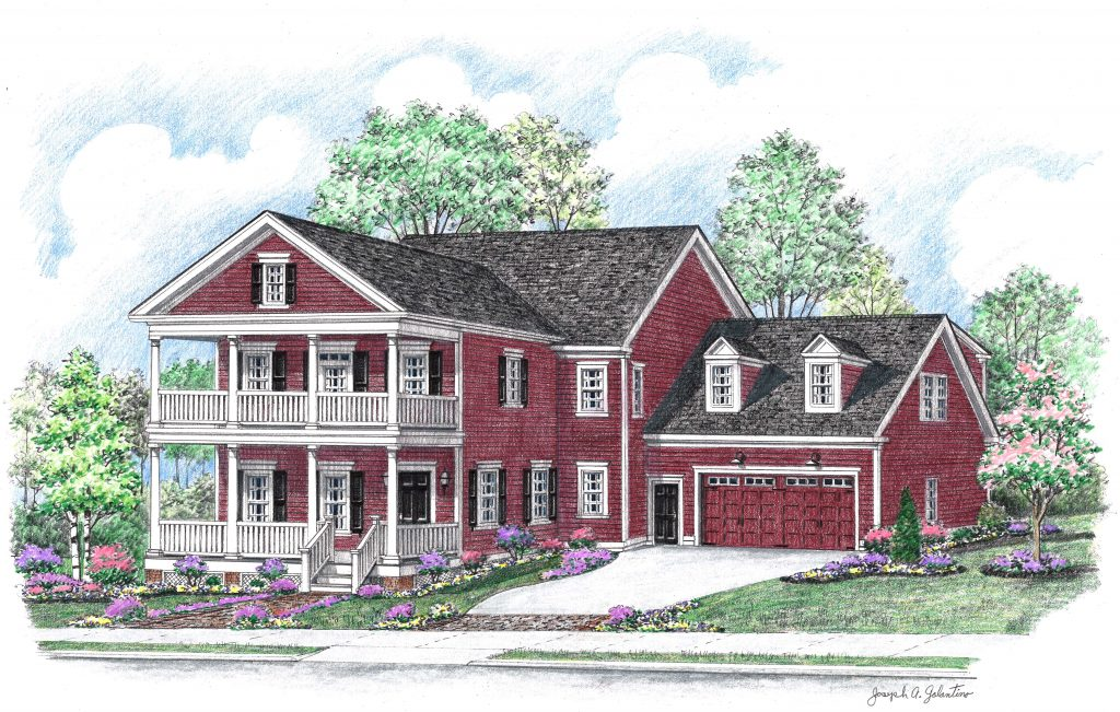 Parkwood Homes Model Home Grand Opening in Beeler Park