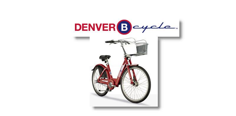 B Cycle Denver